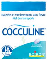 Boiron Cocculine Comprimés Orodispersibles B/40 à Bordeaux